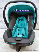 Baby Carrier dan Baby Car Seat CocoLatte CS28 Omni Group 0+ (New Born - 13kg)