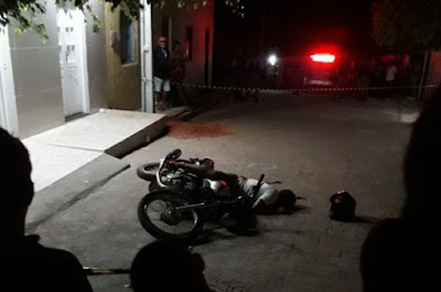 Homem de 53 anos é assassinado a tiros em Santa Cruz da Baixa Verde