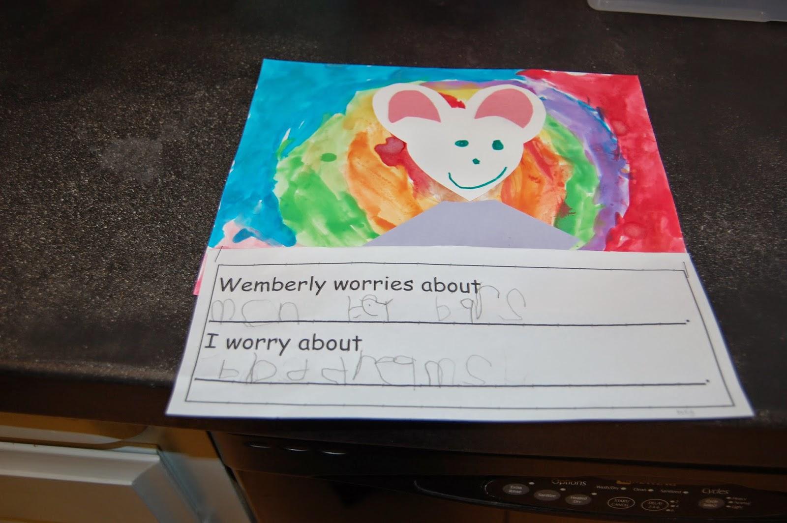 Busy Bees Preschool Wemberly Worried