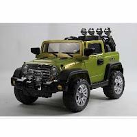 Mobil Mainan Aki DoesToys DT7235 Jeep XL
