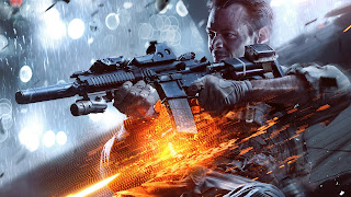 Battlefield 4 PC Game Wallpaper