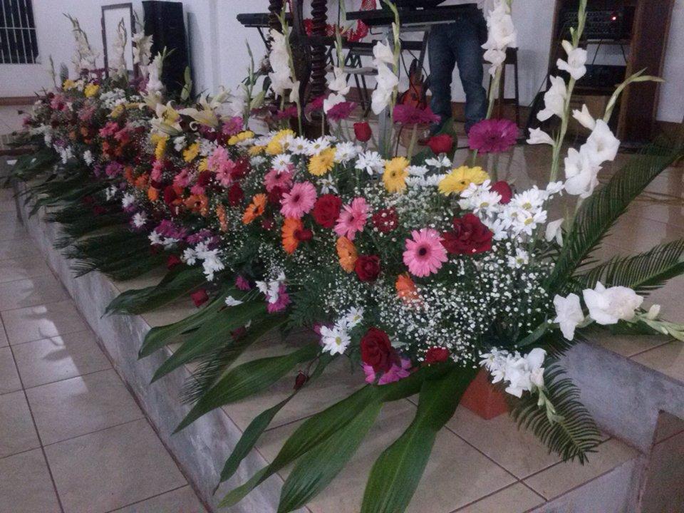 Arreglos Florales Coloridos Arreglos Florales