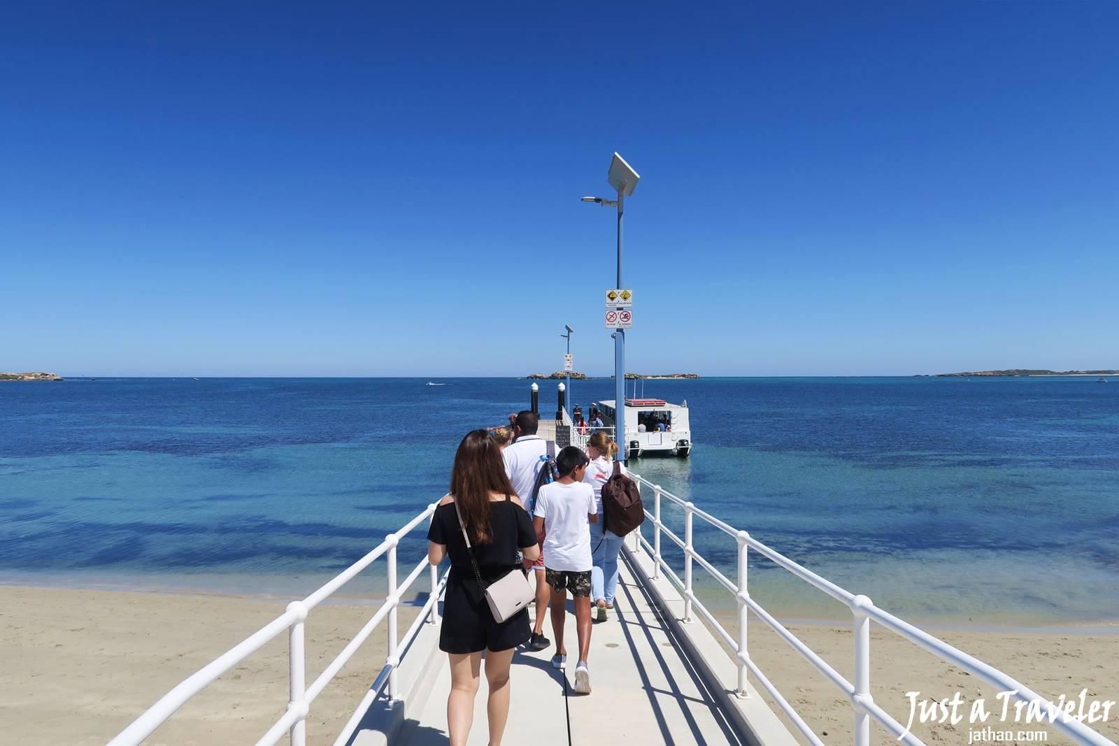 伯斯-景點-推薦-必玩-一日遊-企鵝島-Penguin-Island-遊記-渡輪-Ferry-旅遊-自由行-Perth