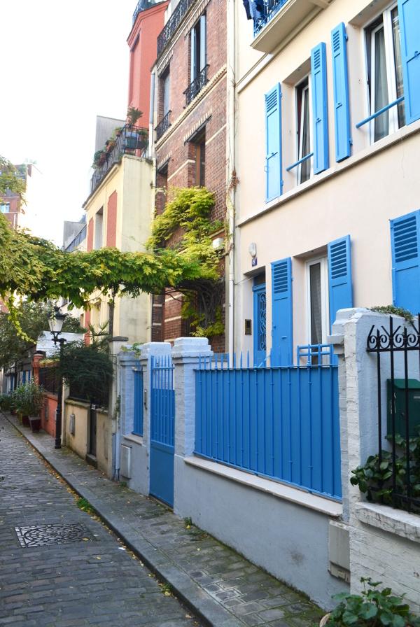 Art Et Glam La Villa Des Tulipes Paris 18e Un Village