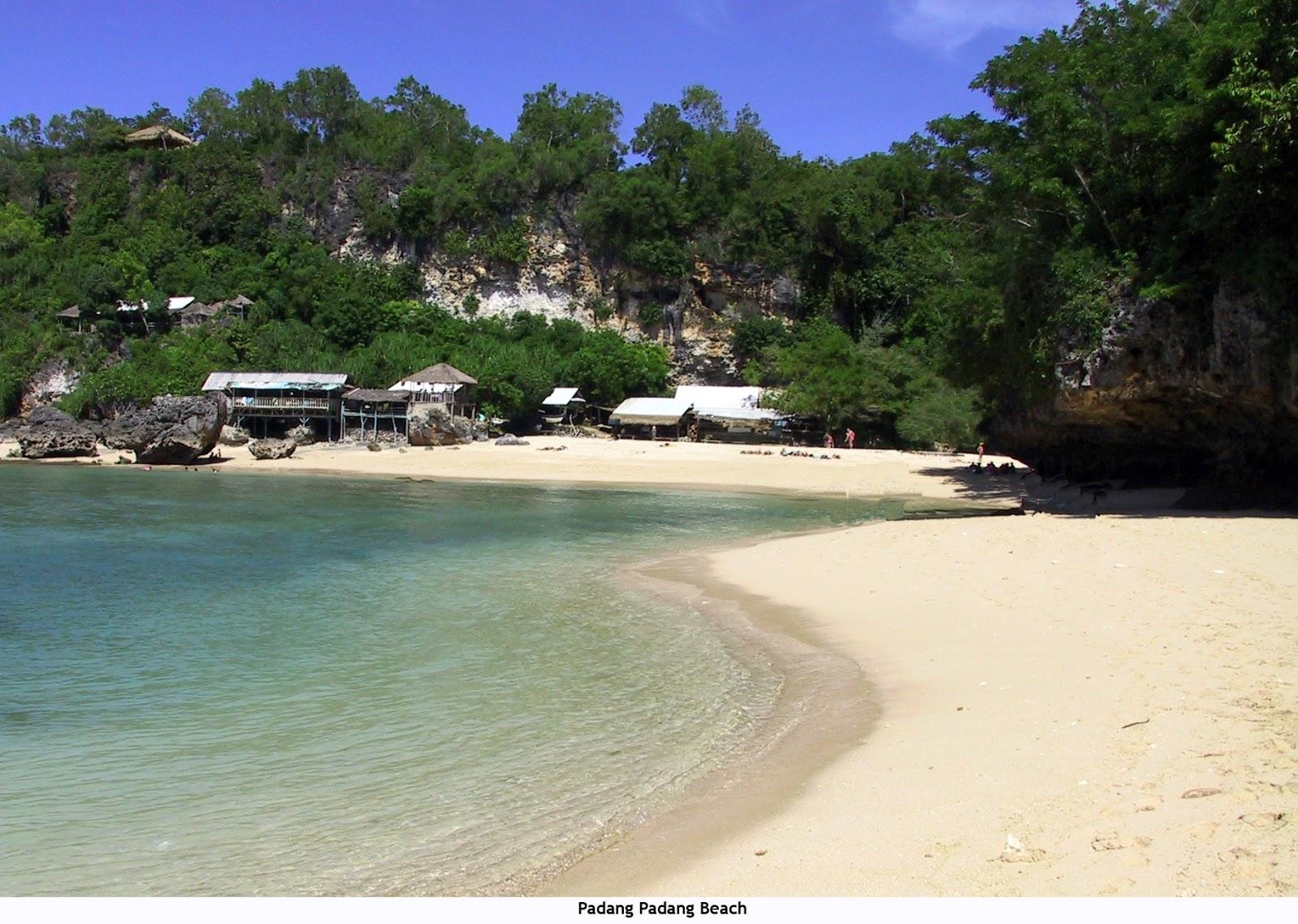 Tempat Wisata di Bali Pantai Padang Padang