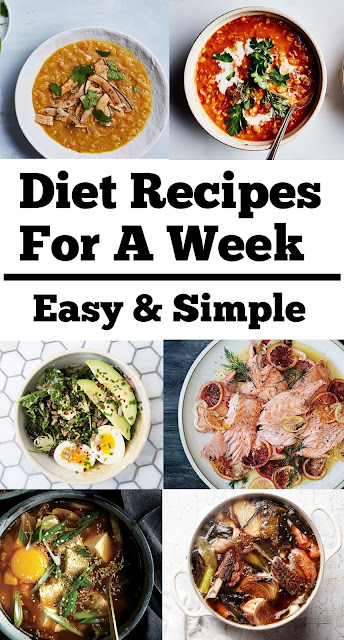 14 Diet Recipes For A Week #Dietrecipesforaweek #dietrecipes #keto #whole30