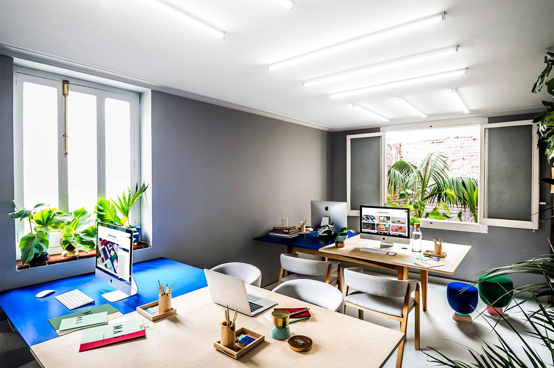 Masquespacio interior design