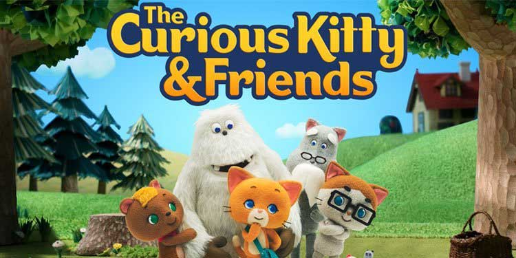 The Curious Kitty & Friends is one of six new Amazon pilots for kids