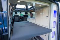 Toyota Proace Lerina (2018) Interior - Double Bed