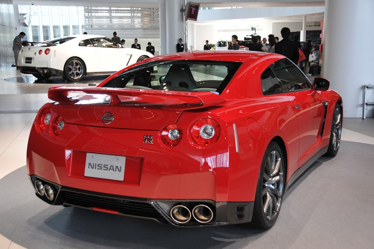 2012 Nissan GT-R Brake, Exterior, and Performance Upgrades ...