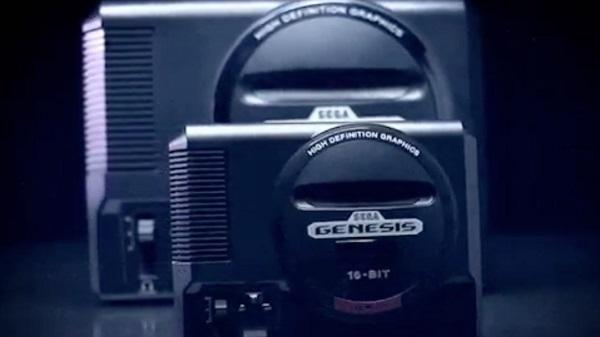 الإعلان عن عناوين الألعاب القادمة في جهاز Sega Megadrive Mini و تأكيد تواجد يد تحكم جديدة..