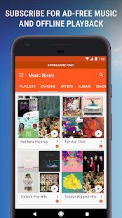 كيفية تحميل تطبيق Google play music ؟