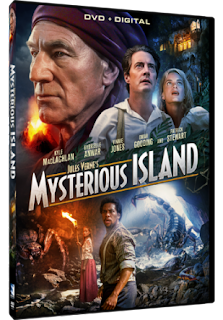 Jules Verne's Mysterious Island DVD Review