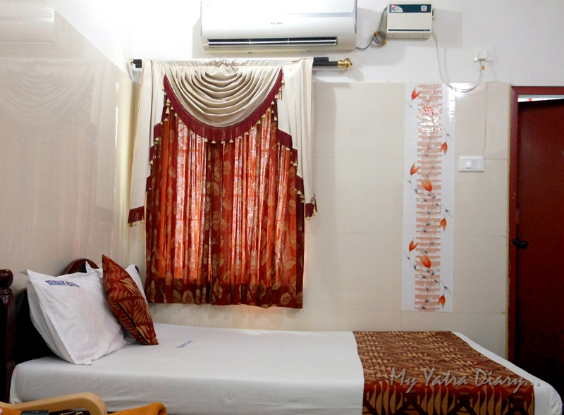 Brindavan Residency, Where to stay in Rameshwaram