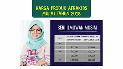 Katalog Afrakids 2018