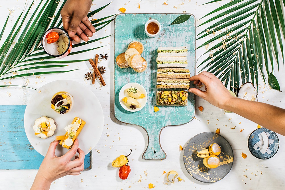 A Twist On A Classic - Caribbean Afternoon Tea
