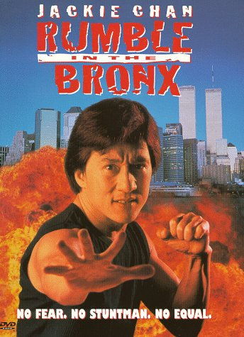 Poster Of Rumble in the Bronx 1995 Hindi 720p BRRip Dual Audio Full Movie Download