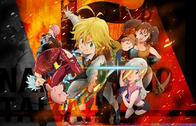 Download Nanatsu no Taizai BD Subtitle Indonesia
