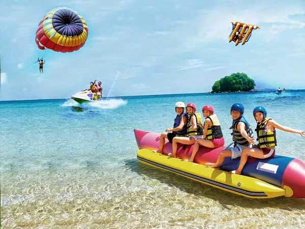 Tanjung Benoa (Water Sport)
