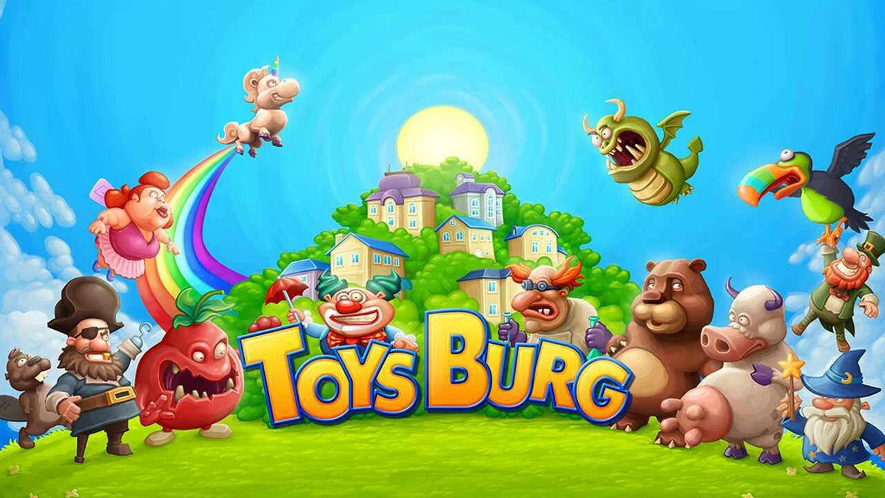 Toysburg Game Uniklucu Dan Seru Di Bulan Ini Kambing Berita