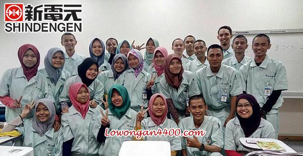 Lowongan Kerja Operator PT. Shindengen Indonesia GIIC Cikarang