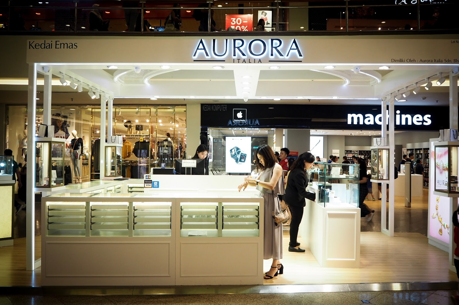 [Review] A luxury & premium Gift for Your Loved One by Aurora Italia. Specialises in Jewellery, Accessories & Charms.