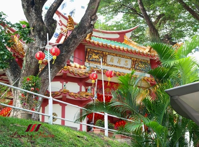 singapore queenstown heritage trail tiong ghee temple