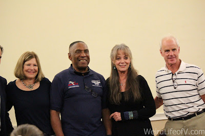 Sarah Rush, Herbert Jefferson, Jr., Anne Lockhart and Jack Stauffer