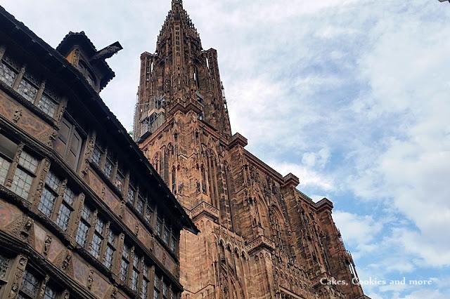 La Cathédrale Notre-Dame in Strassburg