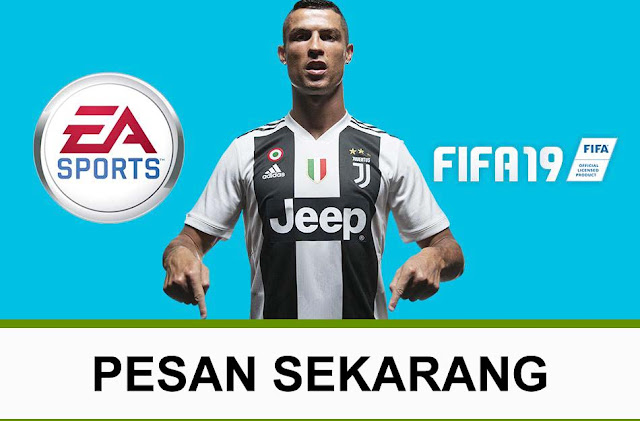 JUAL: FIFA 19 PC Original (Sharing Account/ID) Murah Meriah