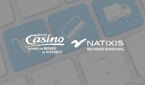 Groupe Casino + Natixis