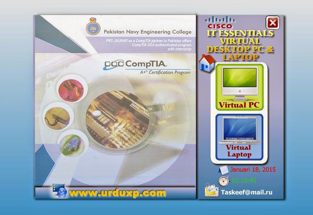 Download Cisco IT Essentials Software Virtual Desktop PC & Laptop