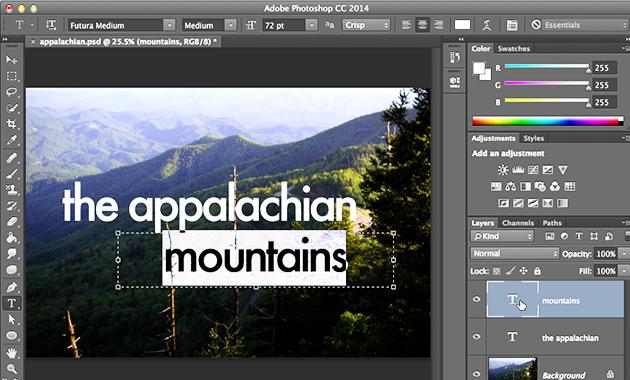 Cara Menambahkan Tulisan pada Foto dengan Aplikasi Photoshop dengan Mudah