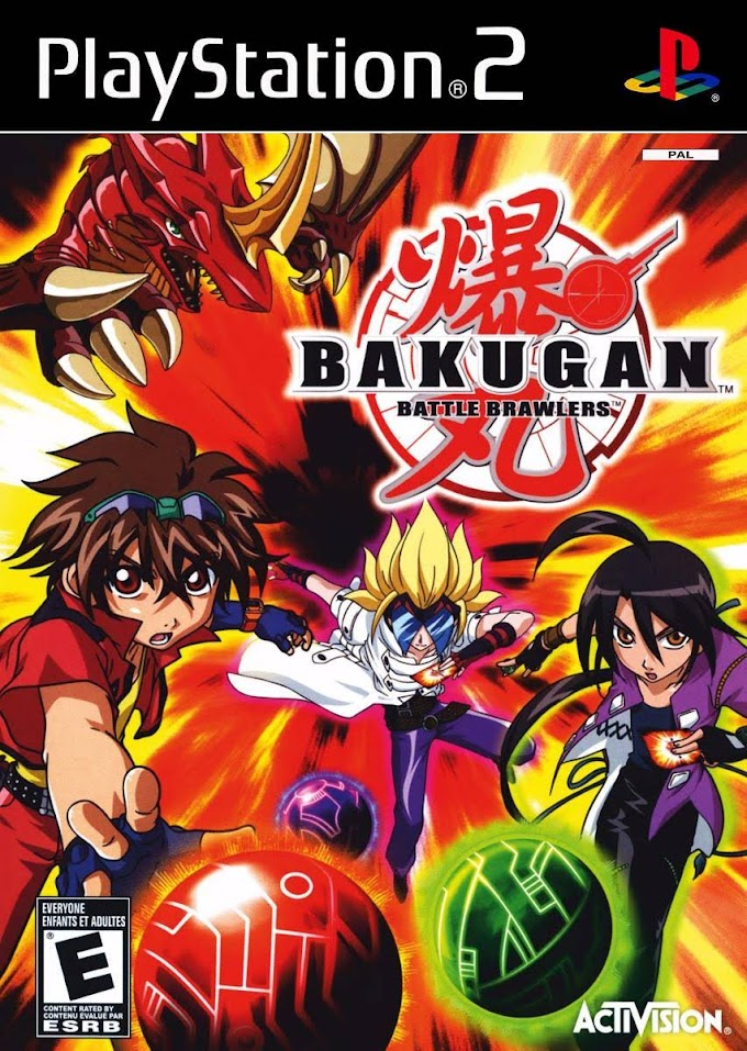 Descargar Bakugan Batlle Brawlers 1 LINK ESPAÑOL PC PS2 VERSION PCSX2