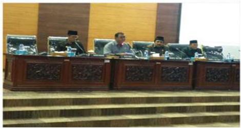 DPRD Provinsi Sumbar Lakukan Penyusunan Ulang AKD Masa Tugas Tahun 2018.