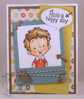 Heather's Hobbie Haven - Henry Card Kit