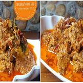 Resep Membuat Rendang Daging Sapi Ala Jeng Eva, Resep Jempolan Untuk Idul Adha