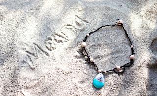 moana necklace craft