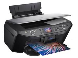 Epson Stylus Photo RX610 Driver Download