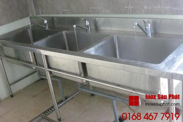 Bán chậu rửa, bồn rửa chén inox TPHCM