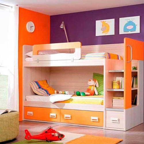 Amazing Beds: MORE AMAZING BUNK BEDS FOR KIDS