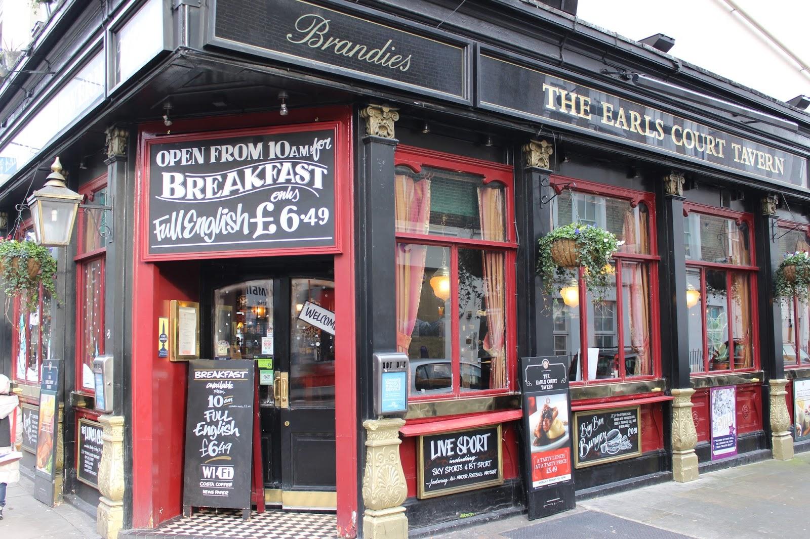 Traveldiary London TheBlondeLion Reisebericht Restaurant Tipps Food