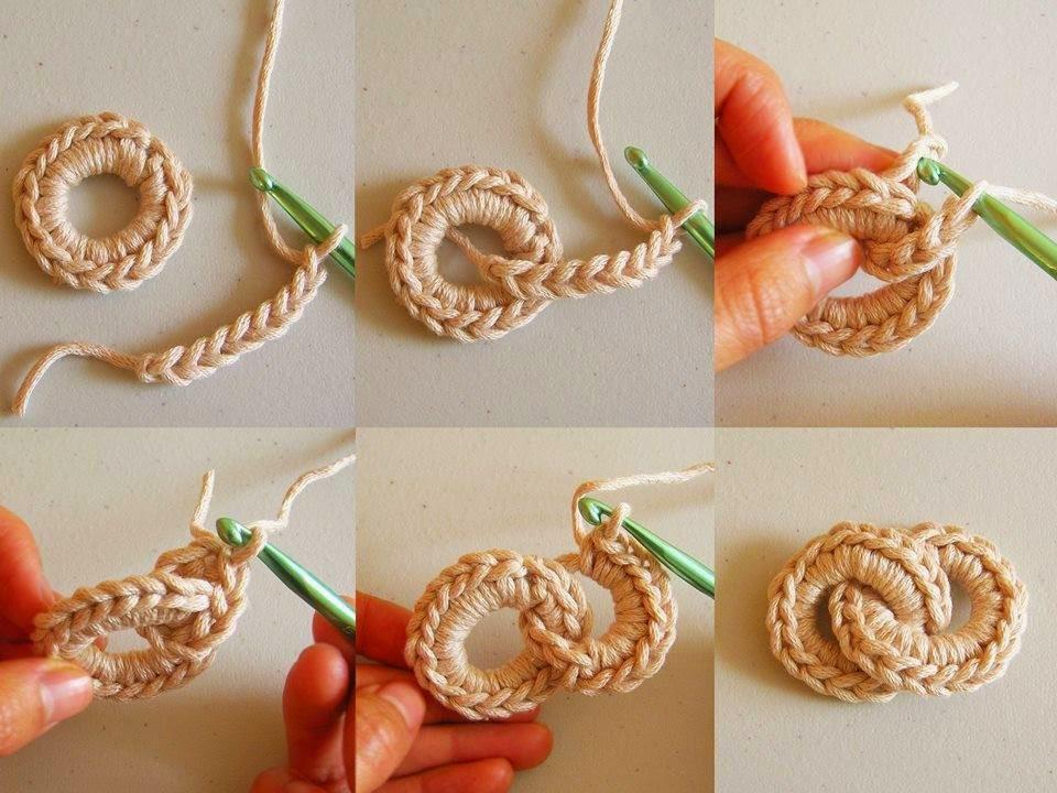 Paso a paso: cadena crochet para bijouterie | Todo crochet