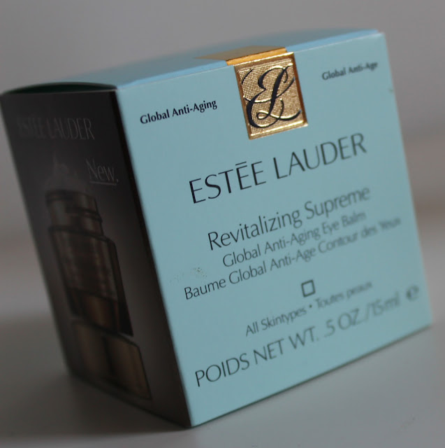 ESTEE LAUDER Revitalizing Supreme Global Anti-Ageing Eye Balm