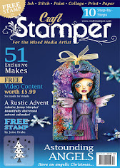Published in Craft Stamper December 2015