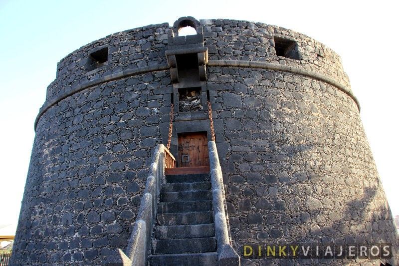 Caleta de Fuste. Castillo de San Buenaventura