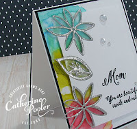 Floating Inlaid and Embossed Die Cuts video  - Catherine Pooler