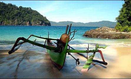 Tempat Wisata Pantai Sukamade di Banyuwangi