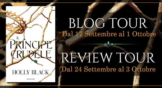 Recensione (Review Party) | Il Principe Crudele - Holly Black