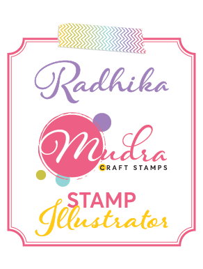 Stamp illustrator for Mudra